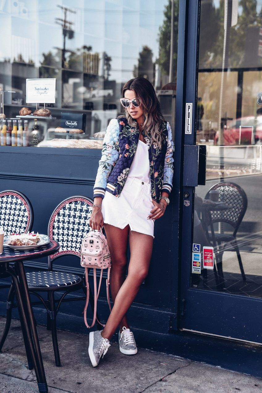 Annabelle Fleur: What to Wear With Platform Footwear foto