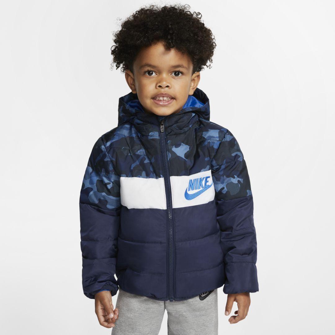 Nike Sportswear Toddler Full Zip Puffer Jacket Nike Com Boys Puffer Jacket Puffer Jackets Nike Sportswear [ 1080 x 1080 Pixel ]