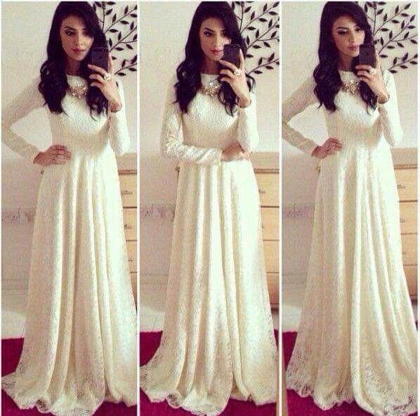 Maxi dress cantik murahiliin