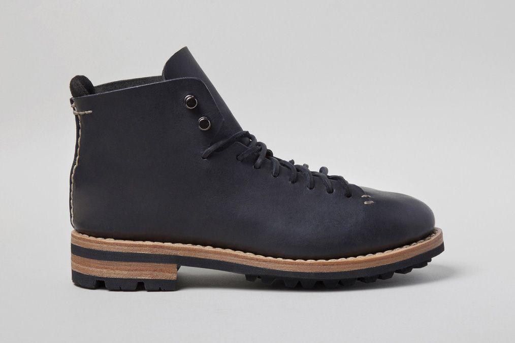 FEIT Hand-Sewn Hiker Boots.