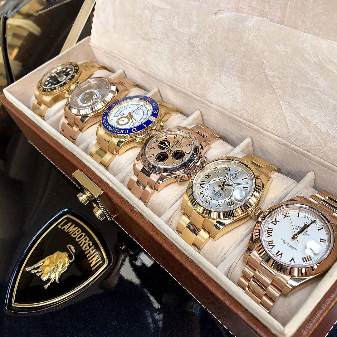 If You Had 1 Rolex To Pick Which One Would It Be Follow Crmjewelers For More Luxury Watches For Men Rolex Watches Rolex