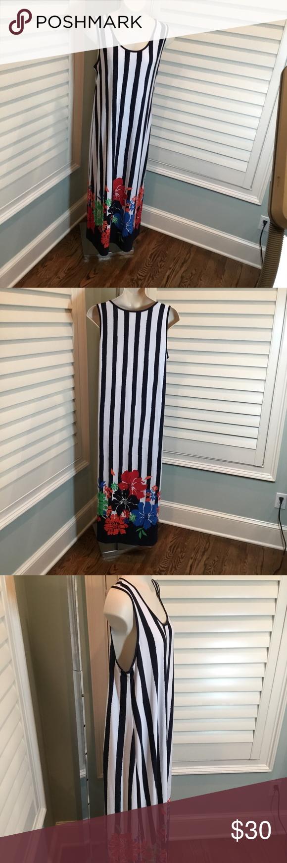 Final clearance ruby rd floral maxi dress size xl my posh closet