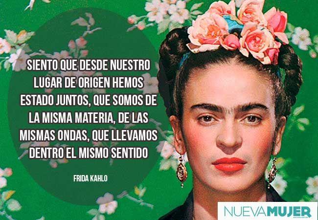 Frases De Amor Imágenes De Frases De Frida Kahlo Frases