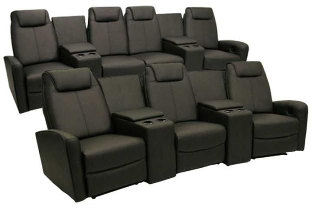 seatcraft bella home theater seats buy your home. Black Bedroom Furniture Sets. Home Design Ideas