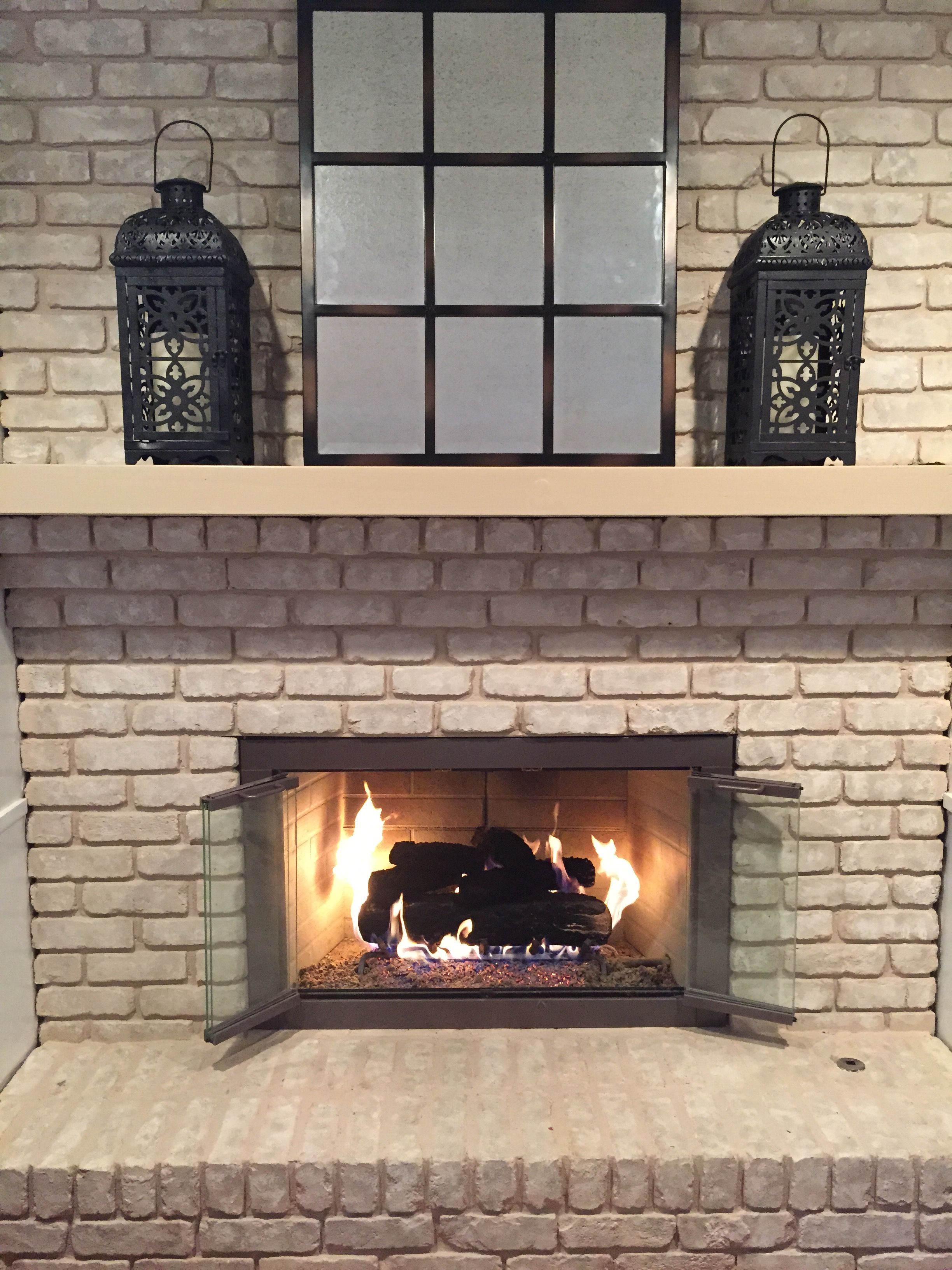 tips for spring cleaning your fireplace brick anew blog rh pinterest fr