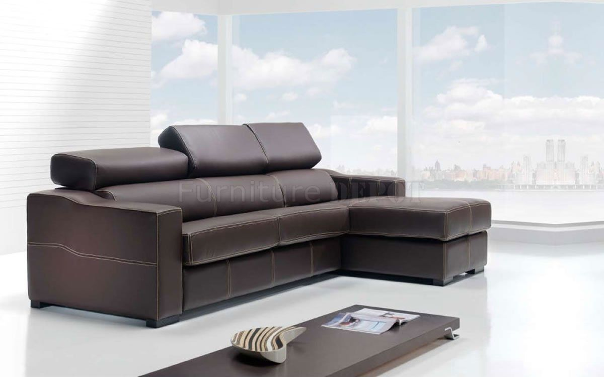 Leather Sectional Sofa With Sleeper Small Sleeper Sofa Modern Sofa Sectional Sectional Sleeper Sofa