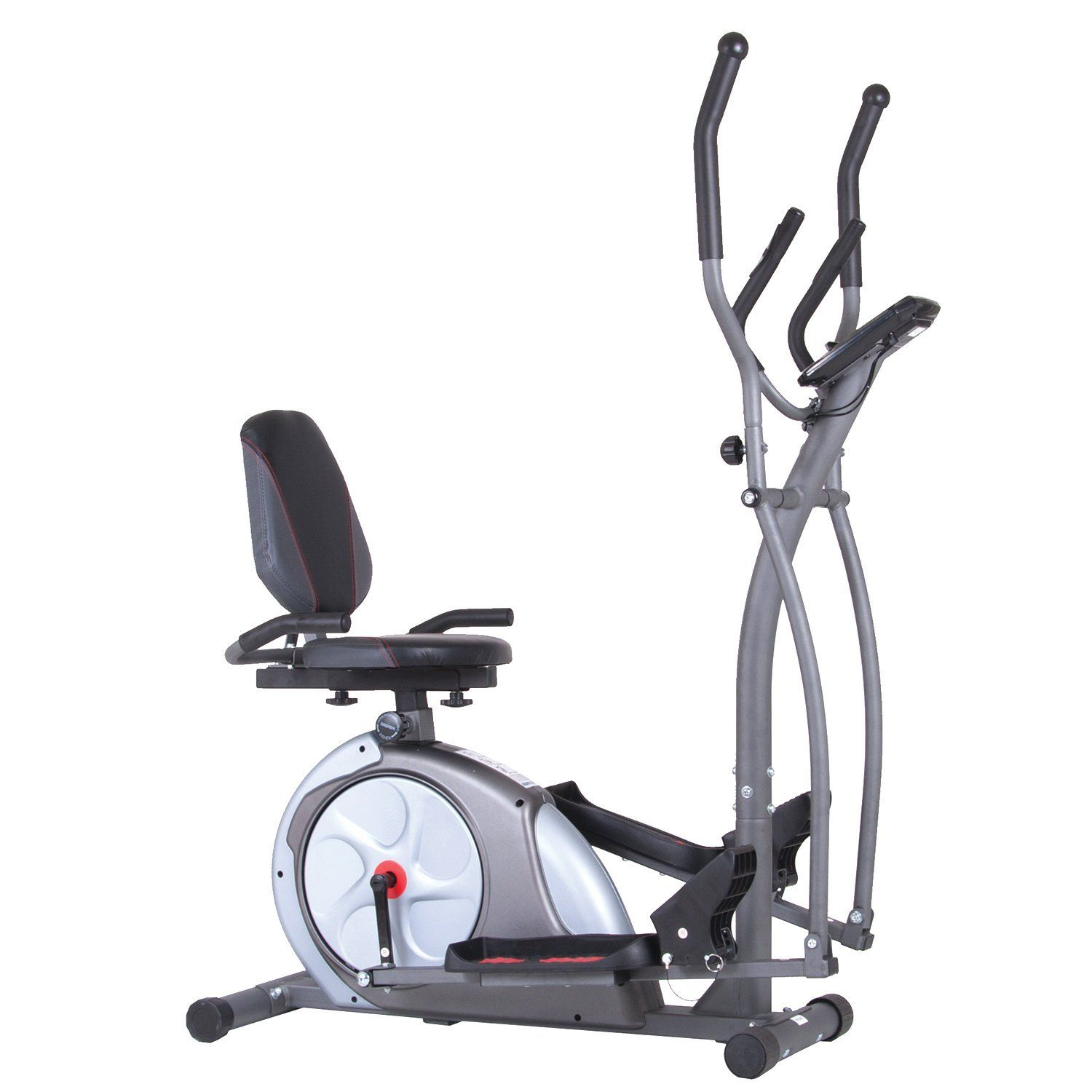 Body Champ New And Improved 3in1 Triotrainer Elliptical Upright