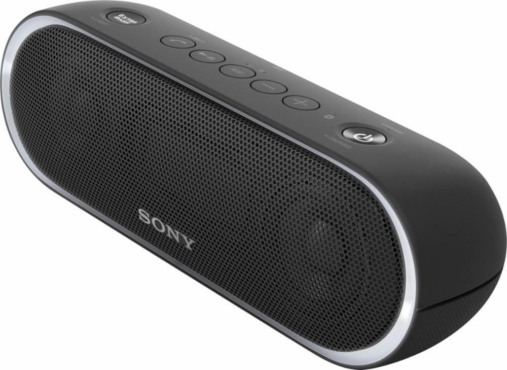 sony srs xb20 portable speaker wireless blue