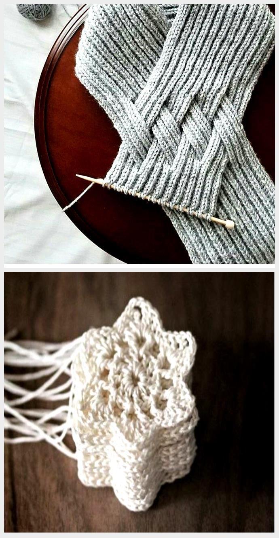 Photo of Geflochtener Schal – Stricken – Blog von #braided # scarf #knit – vita – Willkommen im Blog