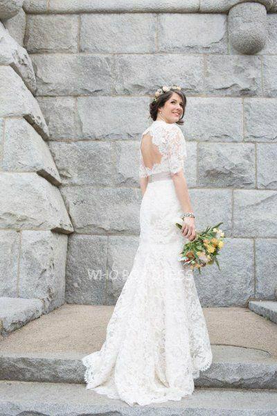 Beer Wedding Dress