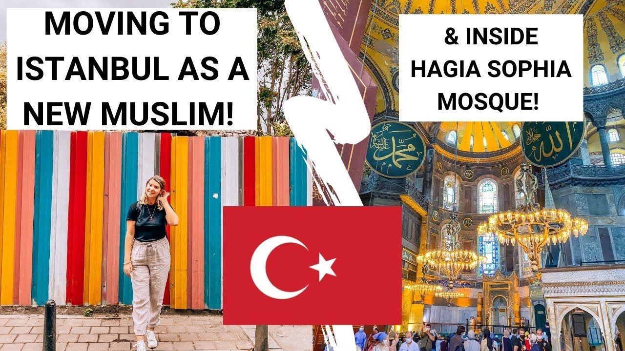 WHY I'VE MOVED TO ISTANBUL | Inside Hagia Sophia & Suleymaniye Mosque!