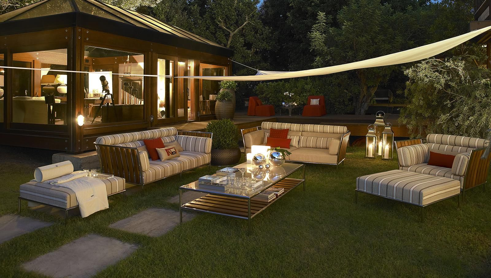 Fendi Casa For Outdoor Spaces Met Afbeeldingen Design Milaan