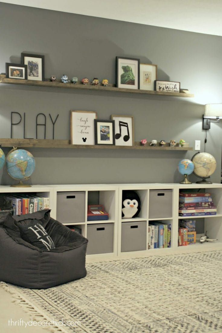 14++ Large toy storage ideas living room information