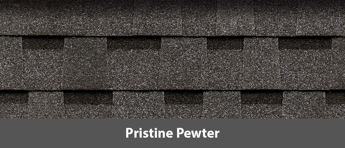Pinnacle Pristine | Atlas Roofing  Pristine Pewter, Also Like Hearthstone  And Weathered Shadow