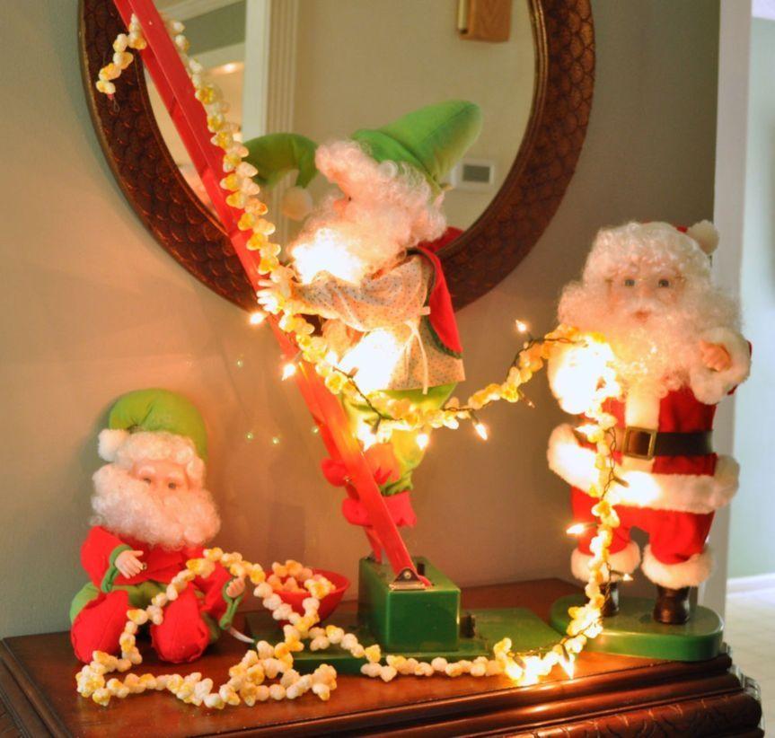 45 adorable indoor animated christmas figures - Indoor Animated Christmas Figures