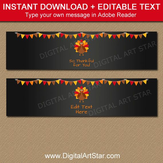 graphic about Printable Napkin Rings Template called Chalkboard Paper Napkin Rings Template for Thanksgiving