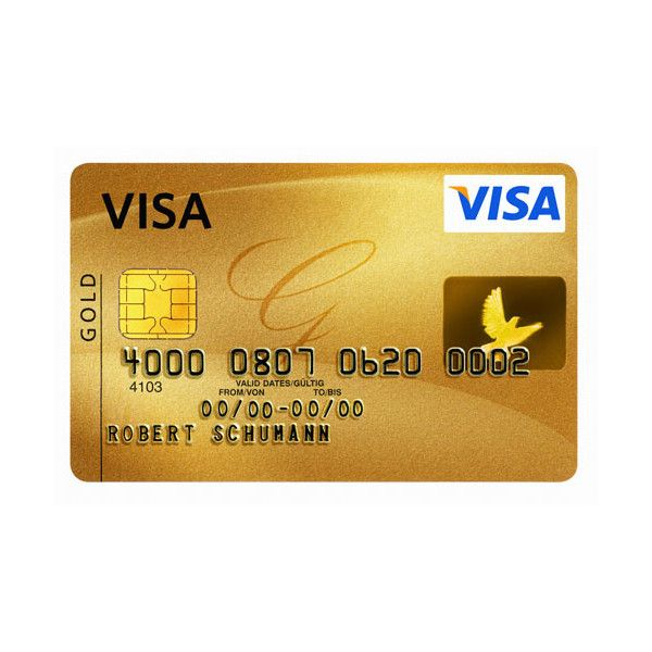 Visa Card The Linux Foundation ❤ liked on Polyvore featuring