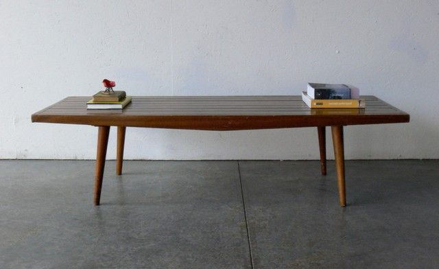 Attractive Mid Century Modern Coffee Table Legs