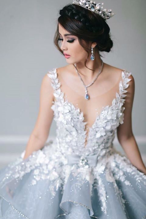 Debutant Gown by a Filipino designer Mak Tumang. | Wedding dresses ...