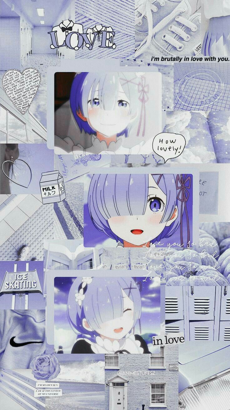Re Zero Rem Cute Anime Wallpaper Anime Wallpaper Anime Wallpaper Iphone