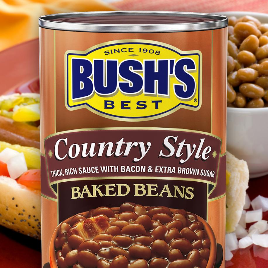 Country Style Baked Beans Bush S Beans Vegetarian Baked Beans Easy Baked Beans Bushs Baked Beans Recipe