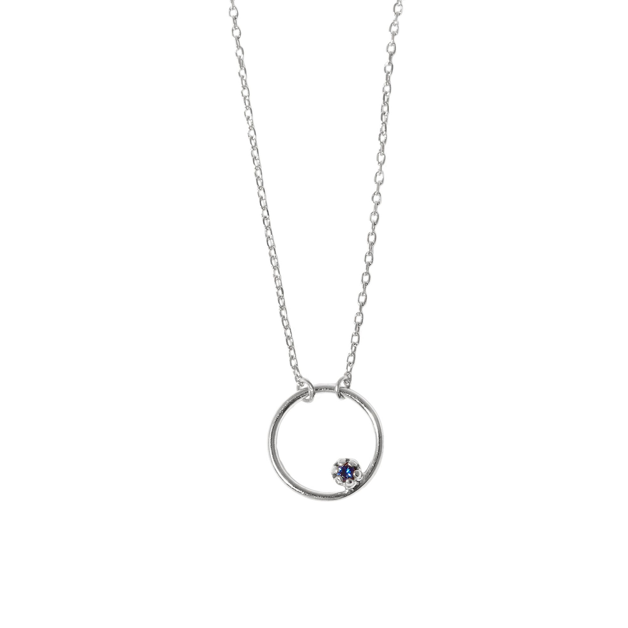 bubble en chains ophis aries necklace