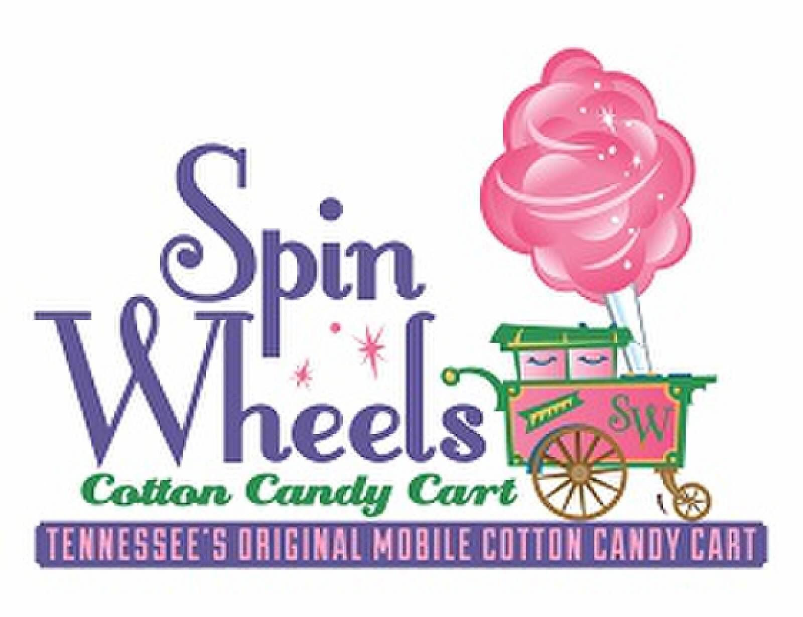 Pin by Heather Newman on Spin Wheels Cotton Candy Cart