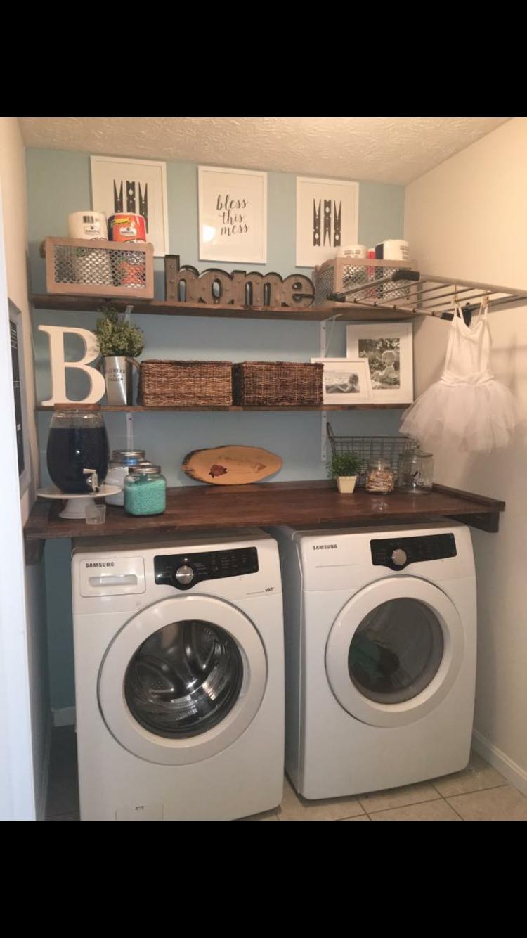 Pin von Schmelzer-fjm auf Wohnung  Waschküche aufräumen