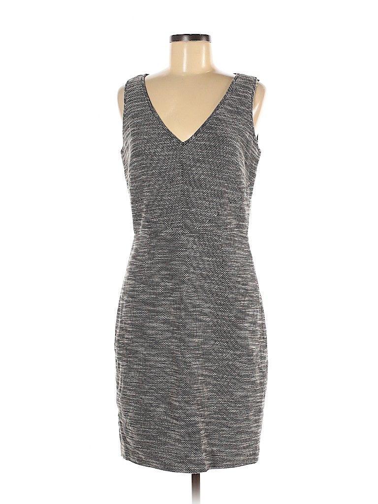 Banana Republic Stripes Gray Casual Dress Size 8 28 Off Casual Dress Banana Republic Women Dress Dresses [ 1024 x 768 Pixel ]