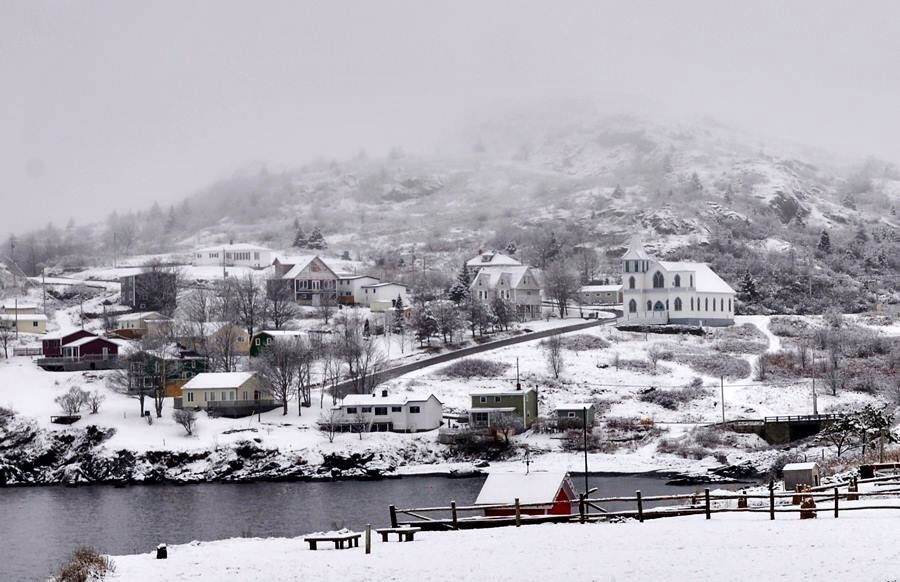 Freshwater Newfoundland Newfoundland Around The Worlds Prince Edward Island