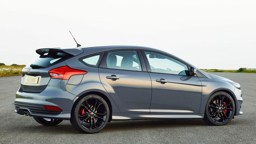 2015 Ford Focus St With Images Ford Focus Hatchback Ford