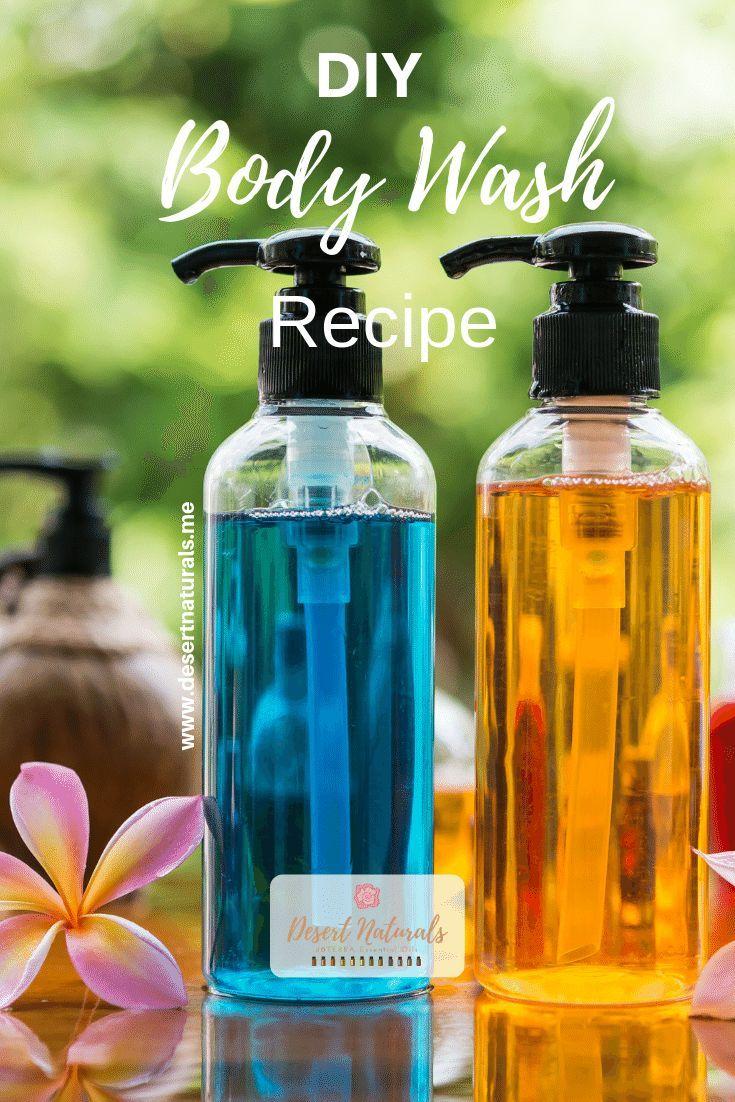 Diy scented body wash diy body wash body wash recipe