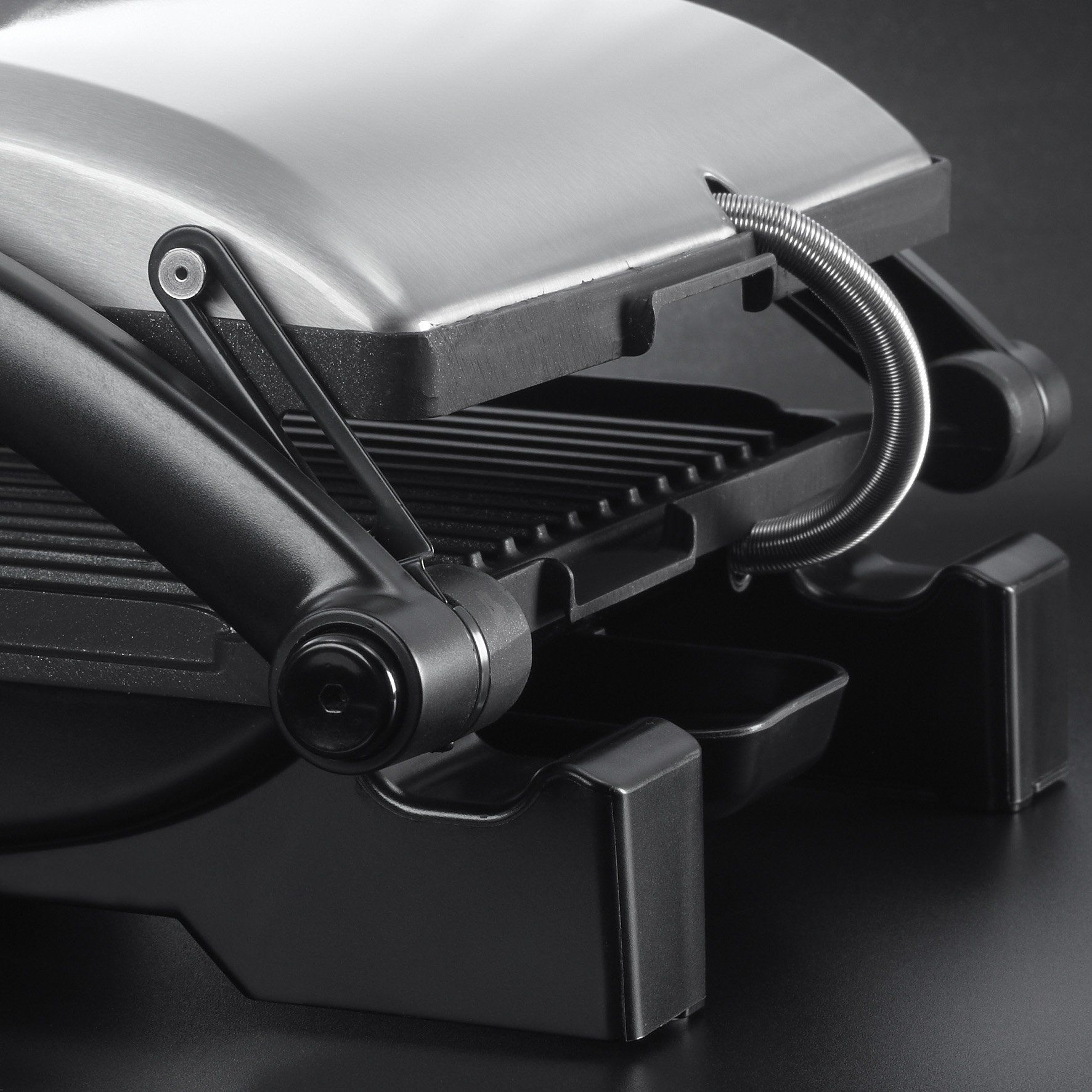 Russell Hobbs 3 in 1 Panini / Grill & Gridle Silver