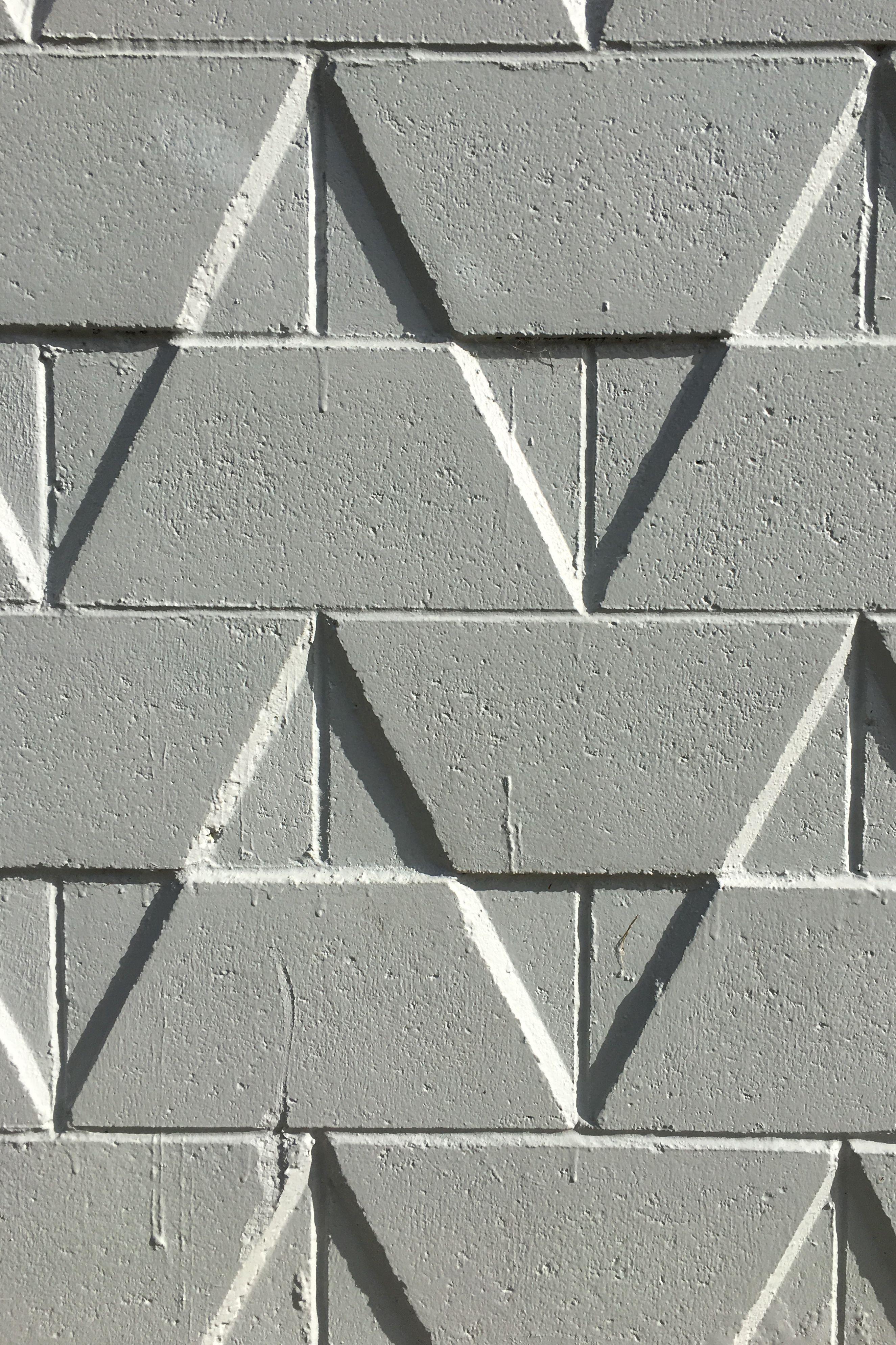 Concrete Block Wall Photo By Amanda Wilkinson Www Amandawilkinsonart Com Inspiration For My Art Which I Concrete Block Walls Black Wall Art Facade Pattern