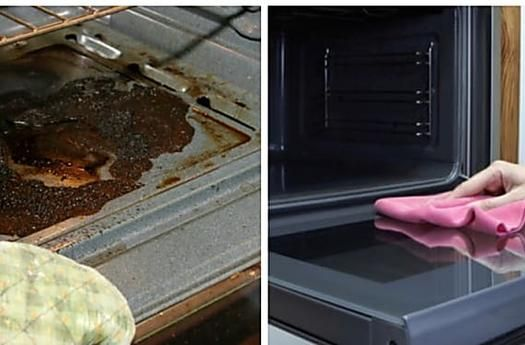 How to Clean an Oven Quickly and Painlessly