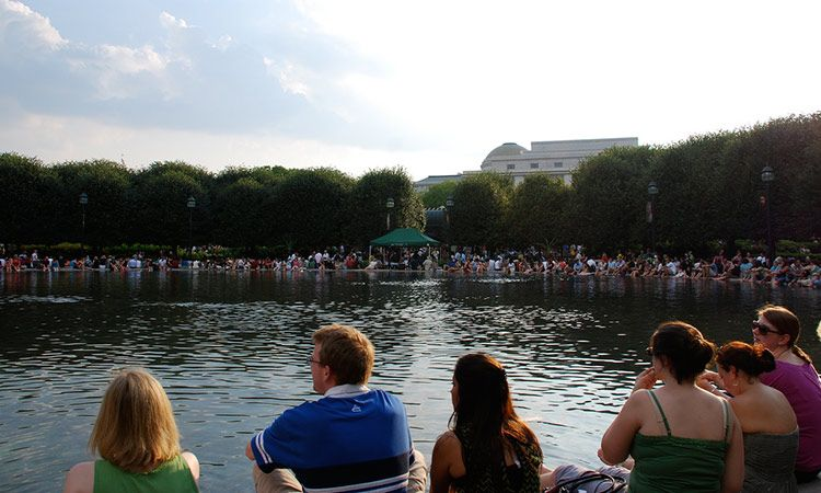 jazz in the garden is a cant miss event in washington dc every summer check out the schedule to help plan your trip - Jazz In The Garden Dc