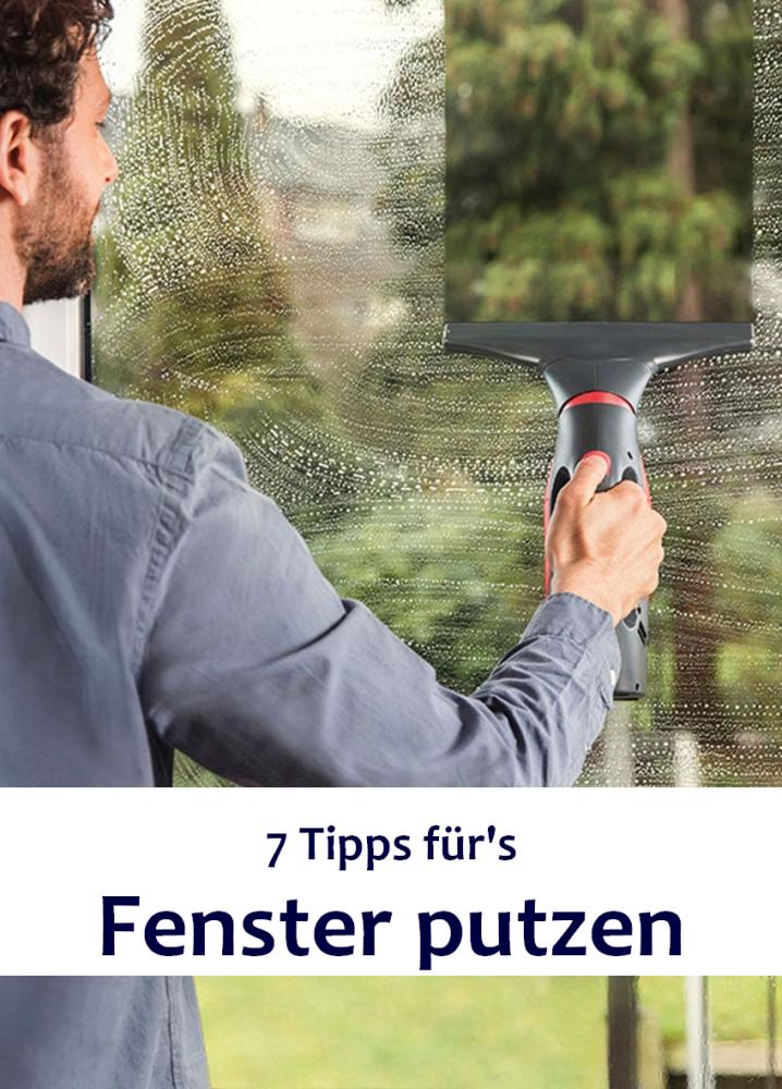 7 Tipps Furs Fenster Putzen Ohne Streifen Fenster Putzen Fenster Und Tipps