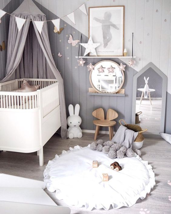 Expecting? Designing your baby nursery is an exciting part of being new parents. You can make it as cute and welcoming as you want! Here's some inspiration! #livingtextilesco #nurseryroomideas #neutralcolorbabyroom #babyroom #modernbabyroom #babyroomdecor#nurseyideas #genderneutral #nurseryinspiration #interiordecorating #decoratingideas #baby #kidsroom