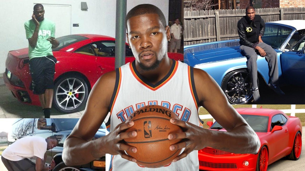 193cc380a60a Kevin Durant Cars Collection