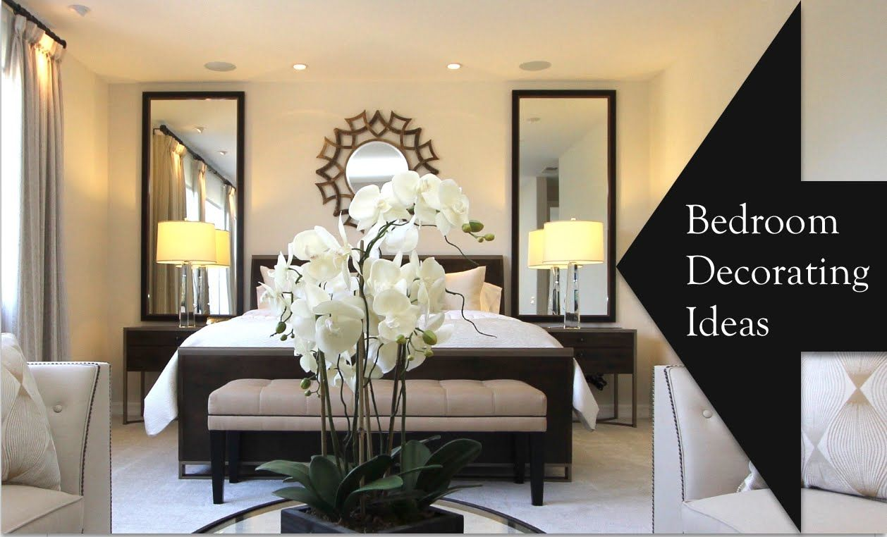 Interior Design | Bedroom Decorating Ideas   YouTube