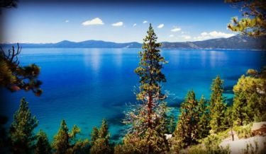 Lake Tahoe Summer Background Wallpaper Places