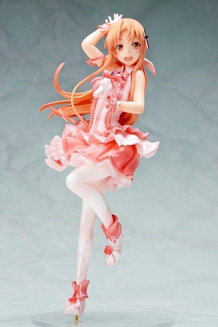 Sword Art Online Yūki Asuna PVC Figure 20cm tall Statue Toy No Box