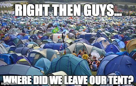 38f285adfa2fe85f0cadfc7e717c6567 haha d fun meme tent festival music funny music stuff