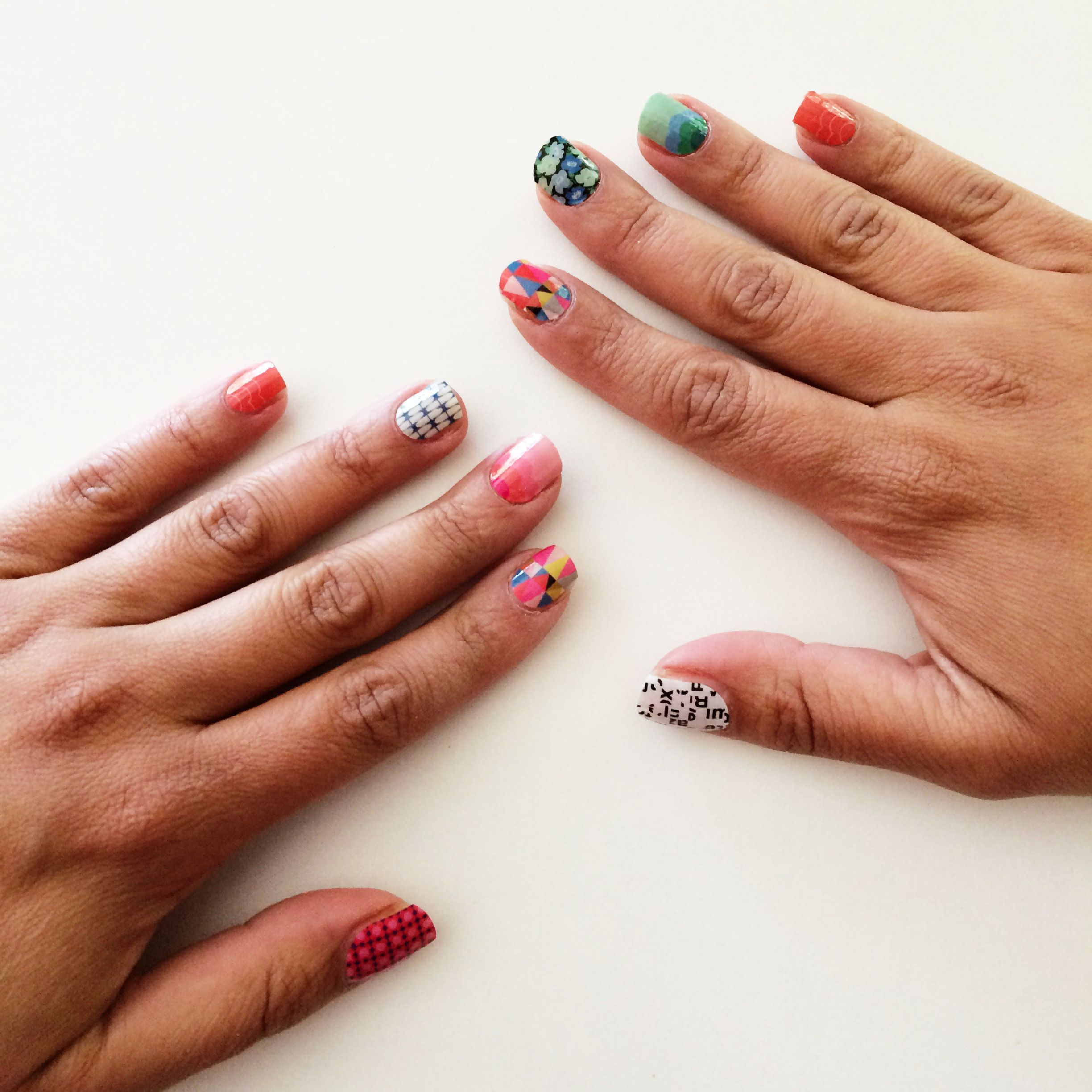 Nail Wrap Designs By Jessica Jones With Jamberry Nail Art Studio