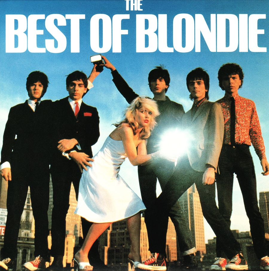 2009 blondie singles cd1 collection