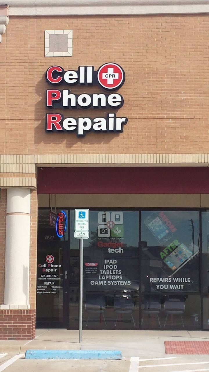 Cpr Cell Phone Repair North Dallas Tx Visit The Team Of Expert Technicians At Cpr North Dallas For Qui Cell Phone Repair Shop Phone Repair Smartphone Repair
