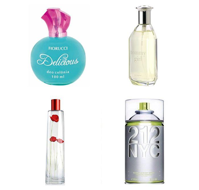 Diferença entre Parfum EDP EDT EDC   I Love Fashion