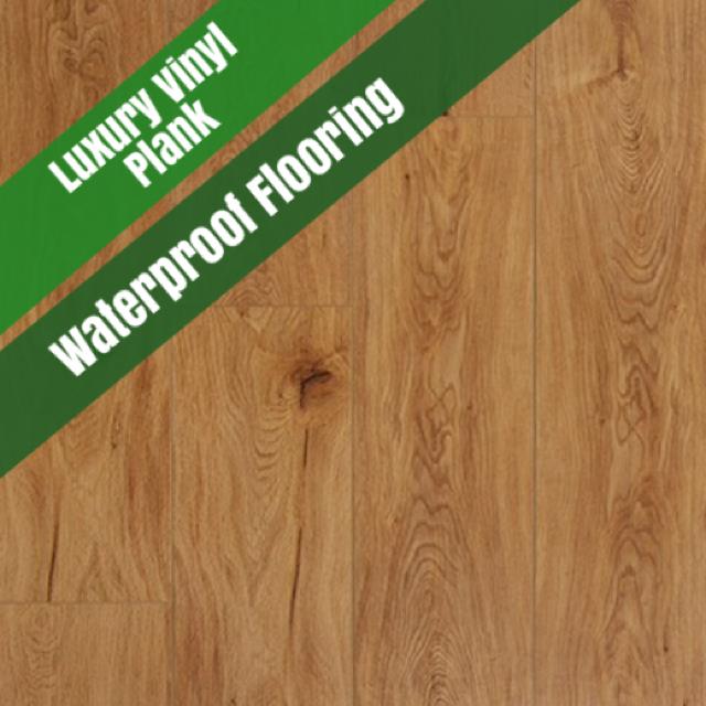 How About A Floor That Is Waterproof This Waterproof Luxury Vinyl Plank Looks Just Like Wood But In Vinyl And It Flooring Waterproof Flooring Flooring Store
