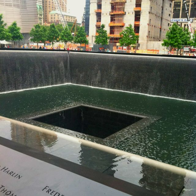 Ground zero NYC - what an experience.. I will never forget what I felt.. the sadness knowing so many hundreds of ppl lost their life for no reason at all.. it was so touching.. #groundzeronyc Ground zero NYC - what an experience.. I will never forget what I felt.. the sadness knowing so many hundreds of ppl lost their life for no reason at all.. it was so touching.. #groundzeronyc