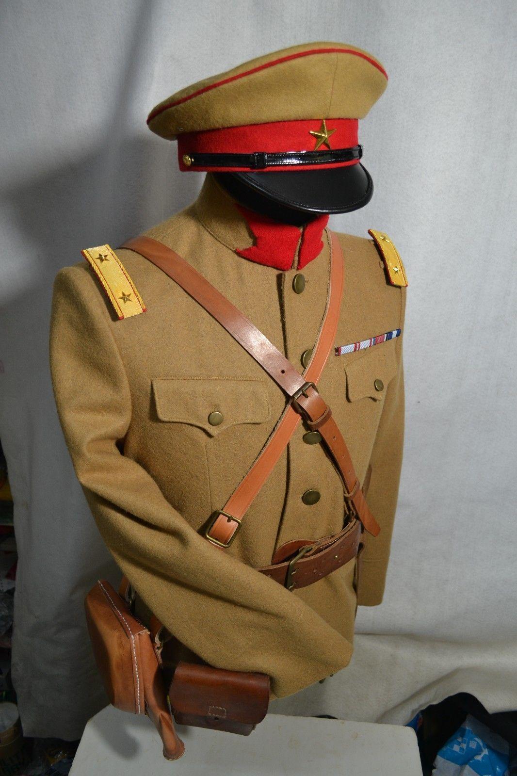 Details about Replica Ww1 Czar Russia Army Cossack Cap ...